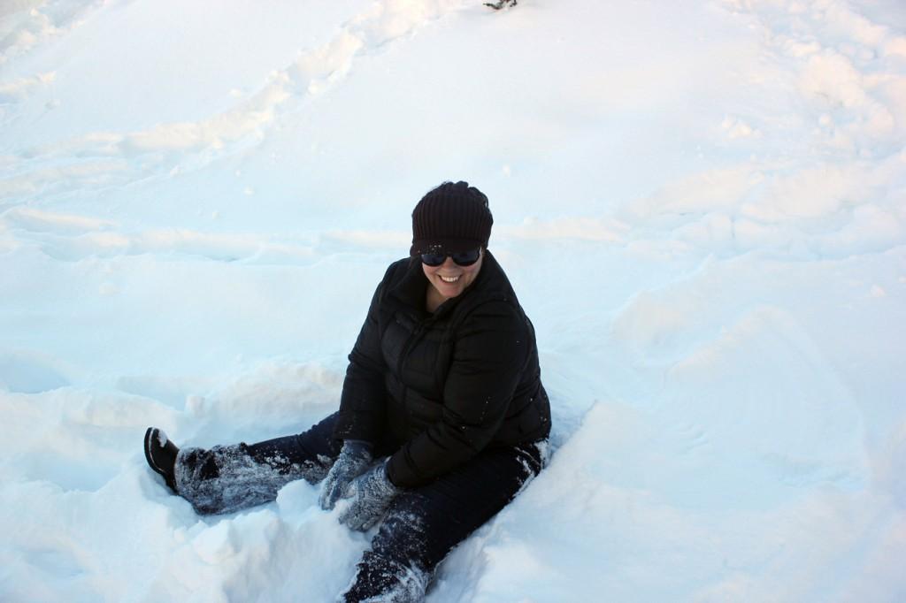 Ezra in snow 045